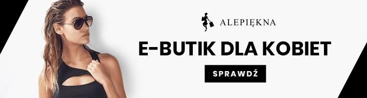 Baner AlePiękna - Moda i akcesoria dla kobiet