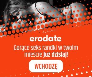 Baner EroDate - portal randkowy
