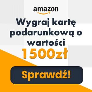 Baner Amazon - voucher
